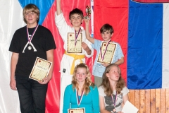 Shotokan Cup Vamberk 2013