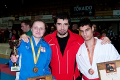 MČR karate mládeže 2012